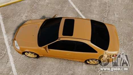 Honda Civic Si 1999 pour GTA 4 est un droit