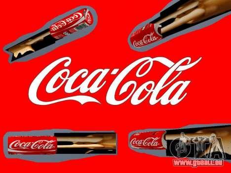 Coca-Cola pour GTA San Andreas
