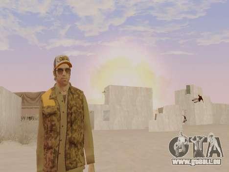 Trevor Phillips pour GTA San Andreas huitième écran