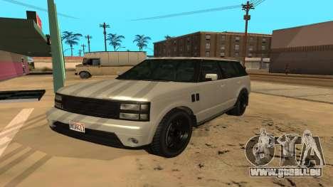 Baller GTA 5 pour GTA San Andreas