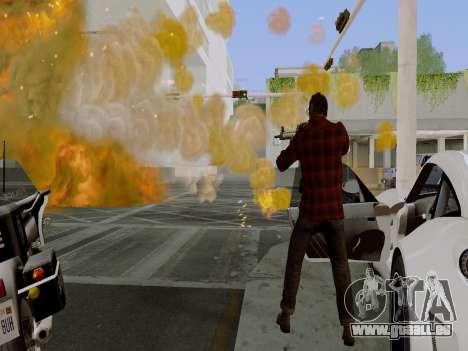 Trevor Phillips pour GTA San Andreas deuxième écran