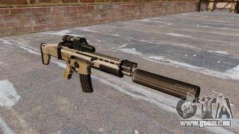 FN SCAR Sturmgewehr für GTA 4