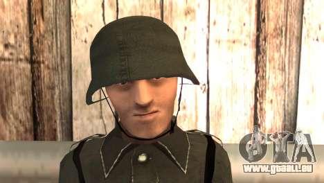 Faschistischen Soldaten für GTA San Andreas dritten Screenshot