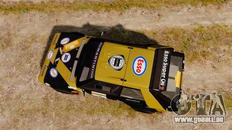 Lancia Delta S4 GroupB pour GTA 4 est un droit