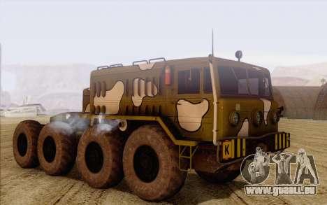 MAZ-535 Kuh für GTA San Andreas