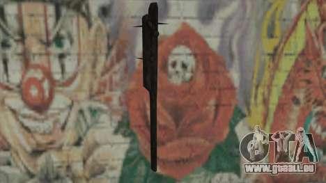 Stick mit Nägel von Fallout New Vegas für GTA San Andreas zweiten Screenshot