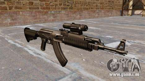 AK-47 Tactical Gear für GTA 4
