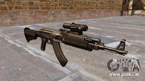 AK-47 Tactical Gear für GTA 4
