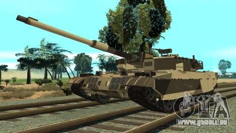 GTA V Rhino pour GTA San Andreas
