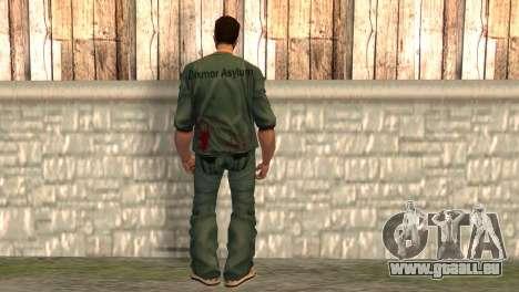 Leo Kasper pour GTA San Andreas deuxième écran