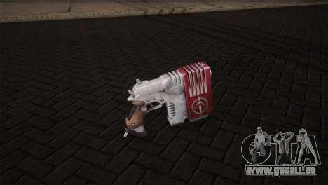Magnum Pistol für GTA San Andreas zweiten Screenshot