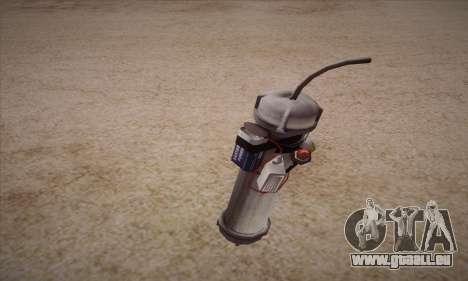Grenade de Left 4 Dead 2 pour GTA San Andreas