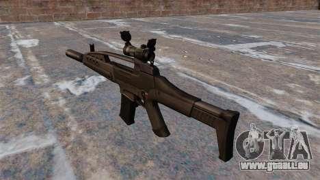 Fusil d'assaut HK XM8 pour GTA 4 secondes d'écran
