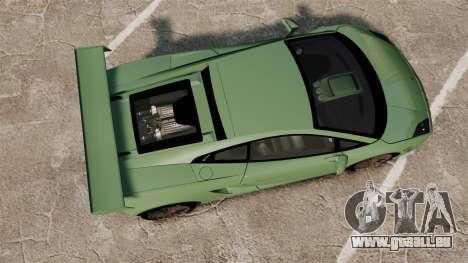 Lamborghini Gallardo 2013 v2.0 pour GTA 4 est un droit