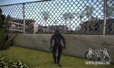 Spider man EOT Full Skins Pack für GTA San Andreas zehnten Screenshot