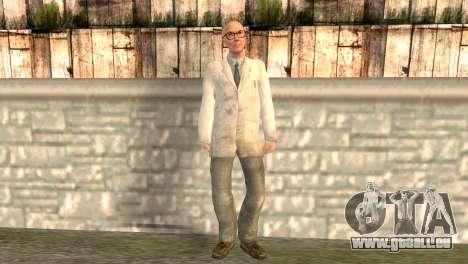 M. Kleiner pour GTA San Andreas
