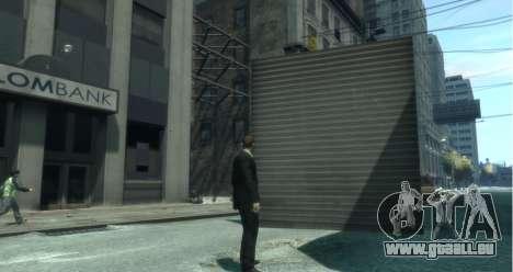 CreatorMod Z pour GTA 4 secondes d'écran