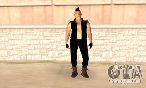 Till Lindemann pour GTA San Andreas