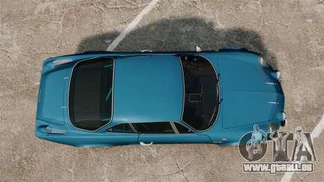 Renault Alpine A110 1600 S pour GTA 4 est un droit