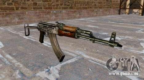 AKMS automatique pour GTA 4