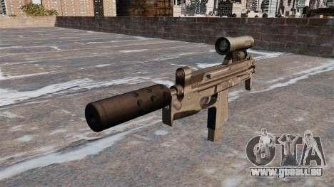 Maschinenpistole PM-98-Glauberyt für GTA 4
