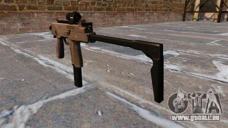 MP9-taktische Maschinenpistole für GTA 4 Sekunden Bildschirm