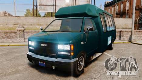 GTA V Brute Tour Bus für GTA 4