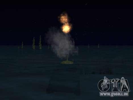 PT-76 für GTA San Andreas rechten Ansicht