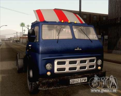 MAZ 504a für GTA San Andreas