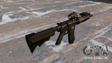 Automatique M4 tactical carbine pour GTA 4 secondes d'écran