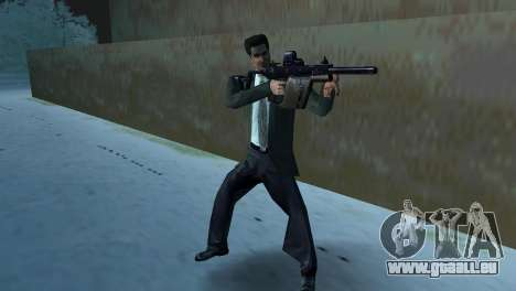 Kriss Super V für GTA Vice City