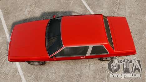 Willard Coupe für GTA 4 rechte Ansicht