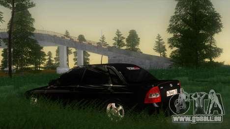 LADA Priora 2170 pour GTA San Andreas