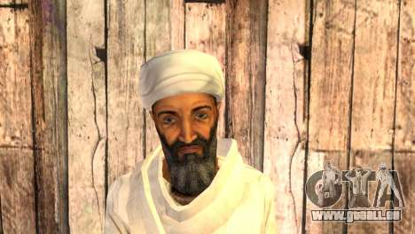 USAM Ben Laden pour GTA San Andreas troisième écran