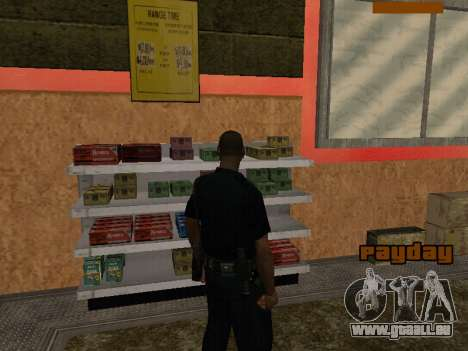 New lapd1 für GTA San Andreas dritten Screenshot