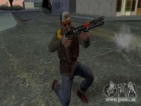 Trevor Phillips pour GTA San Andreas dixième écran