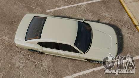 GTA V Bravado Buffalo STD8 v2.0 für GTA 4 rechte Ansicht