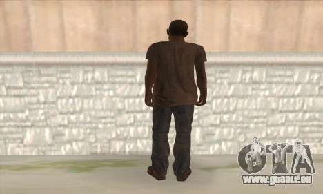 Madžin v4 pour GTA San Andreas deuxième écran