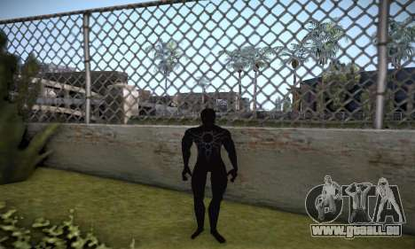 Spider man EOT Full Skins Pack für GTA San Andreas siebten Screenshot