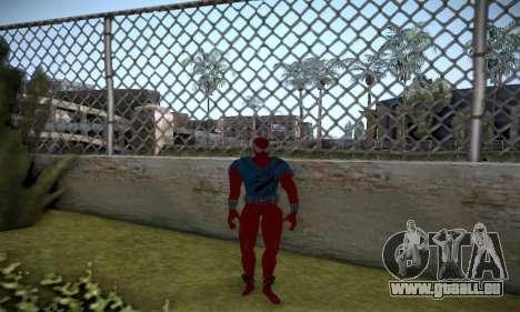 Spider man EOT Full Skins Pack pour GTA San Andreas sixième écran