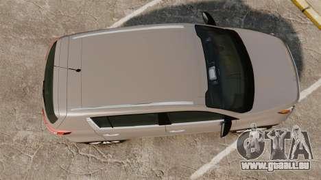 Kia Sportage Unmarked Police [ELS] pour GTA 4 est un droit
