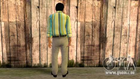 Joe Barbaro für GTA San Andreas zweiten Screenshot