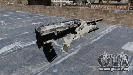 Crysis 2-Gewehr für GTA 4 Sekunden Bildschirm