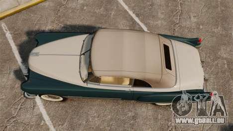 Cadillac Series 62 1949 pour GTA 4 est un droit