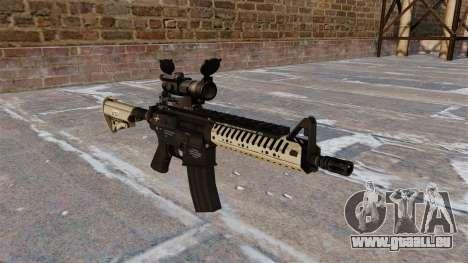 Automatische Carbine M4 VLTOR für GTA 4