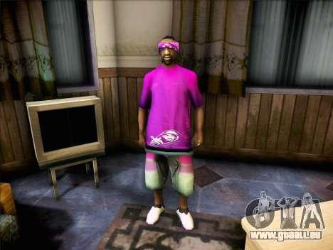 APB La Rocha für GTA San Andreas zweiten Screenshot