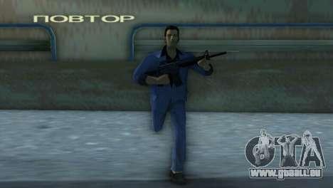 M4 aus der XBOX-version für GTA Vice City dritte Screenshot