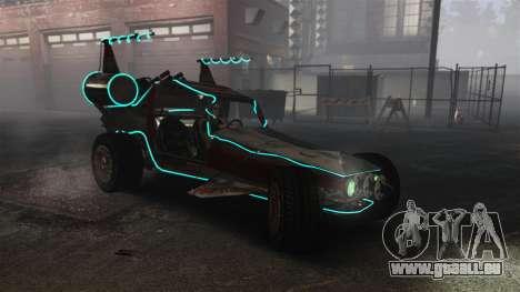 GTA V Space Docker für GTA 4 Rückansicht