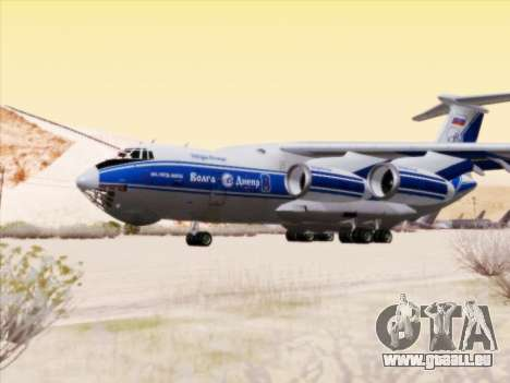 Il-76td-90vd Volga-Dnepr pour GTA San Andreas