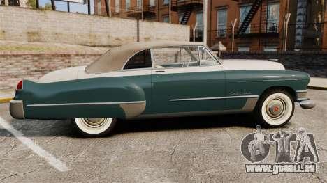 Cadillac Series 62 1949 pour GTA 4 est une gauche